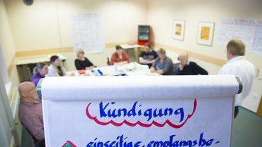 Betriebsräteseminar zum Thema Kündigungen